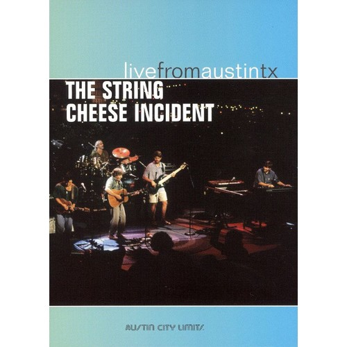 Live From Austin TX: The String Cheese Incident [DVD] [2001]