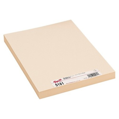 Pacon Medium Weight Tagboard, 12 x 9 - Manila (100 Per Pack)