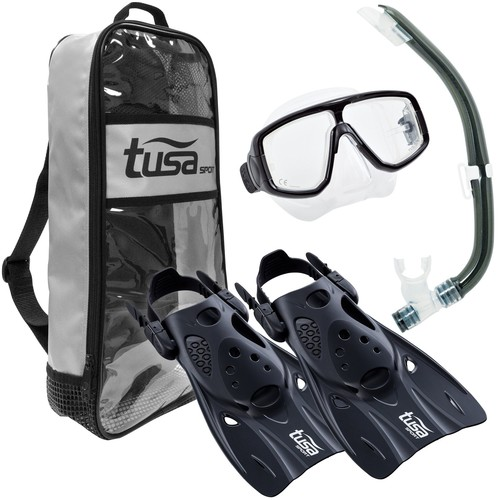 TUSA Sport Adult Platina Hyperdry Snorkeling Set