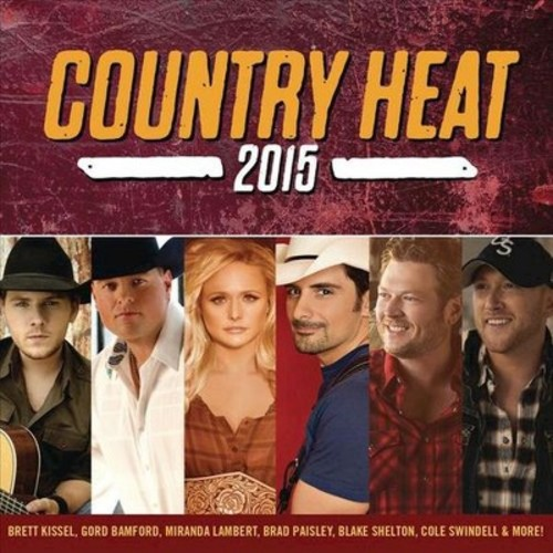 Country Heat 2015 [CD]