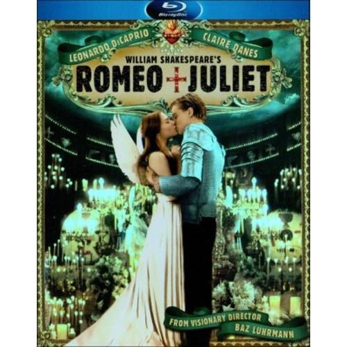 William Shakespeare's Romeo and Juliet (Blu-ray)