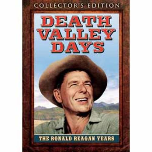 Death Valley Days: Season Thirteen: The Ronald Reagan Years [DVD]