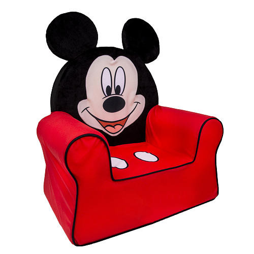 Disney Mickey Mouse Comfy Chair - Red