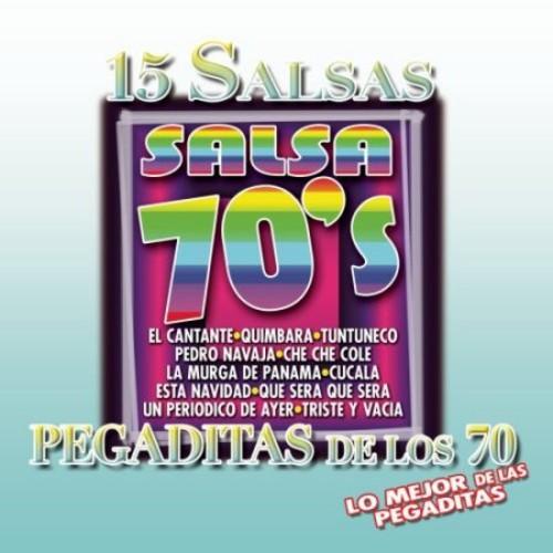 15 Salsas Pegaditas de Los 70 [CD]
