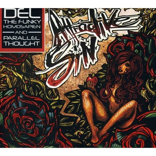 Attractive Sin [CD]