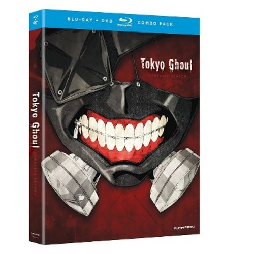 Tokyo Ghoul: The Complete Season (Blu-ray/DVD)