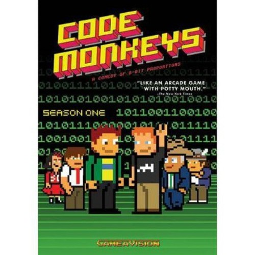 Code Monkeys: Season 1 [2 Discs] [DVD]
