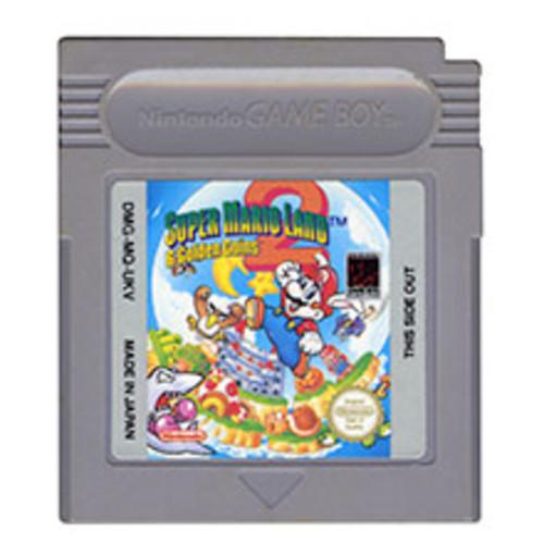 Super Mario Land 2: 6 Golden Coins [Pre-Owned]