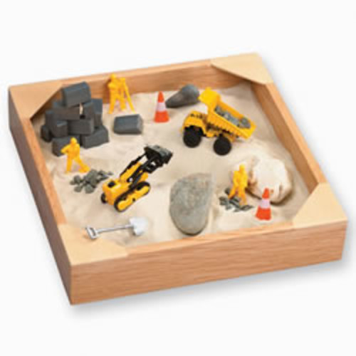 My Little Sandbox Play Set - Big Builder