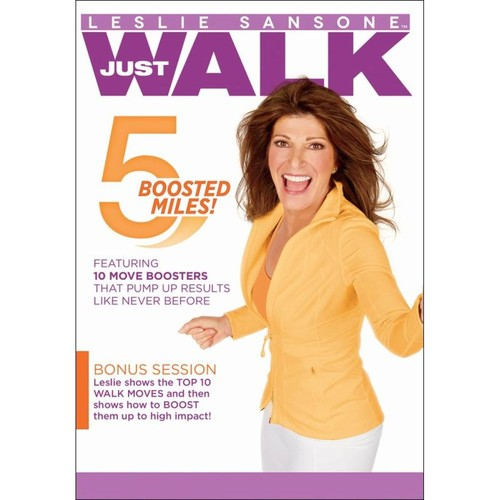 Leslie Sansone: Just Walk - 5 Boosted Miles! [DVD]