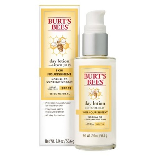 Burt's Bees Skin Nourishment Day Lotion with SPF 15 - 2oz