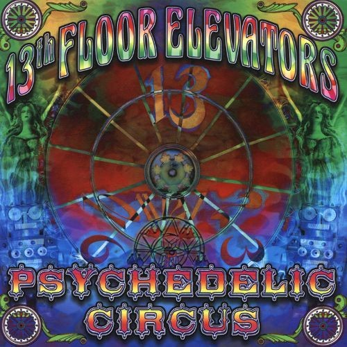 Psychedelic Circus [CD]