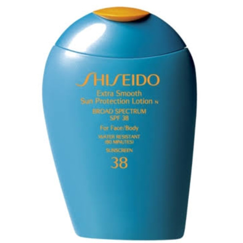 Shiseido 'Extra Smooth' Sun Protection Lotion Broad Spectrum SPF 38