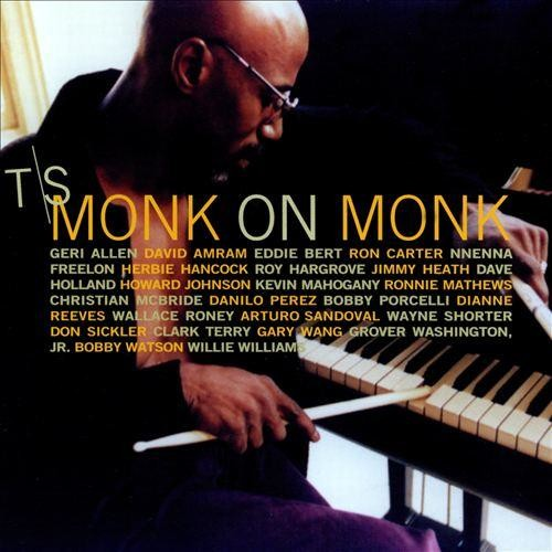 Monk on Monk [CD]