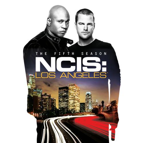 NCIS: Los Angeles - The Fifth Season [6 Discs] [DVD]