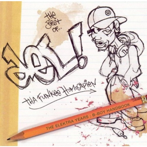 Del tha funkee homos - Best of the elektra years:B-boy handb [Explicit Lyrics] (CD)