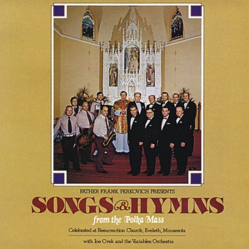 Songs and Hymns from the Original Polka Mass [CD]