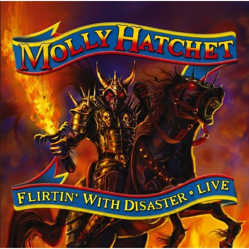Molly Hatchet - Flirtin' With Disaster Live