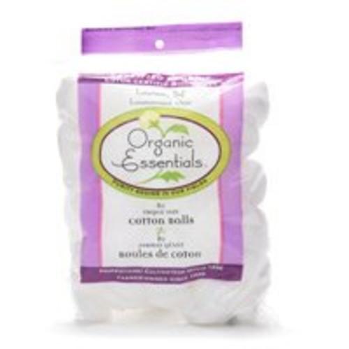 Swisspers Organics Cotton Balls - 80 [80]