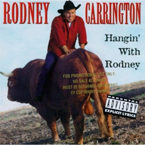 Hangin' with Rodney [CD]