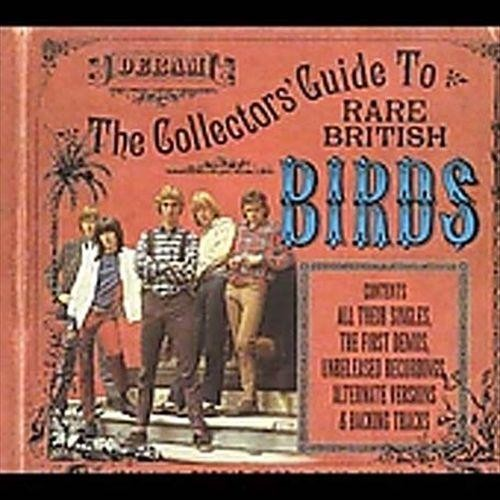 Collectors' Guide to Rare British Birds [Holland] [CD]