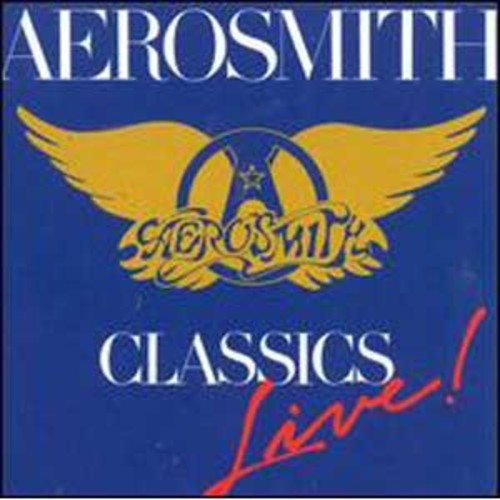 Classics Live! By Aerosmith (Audio CD)