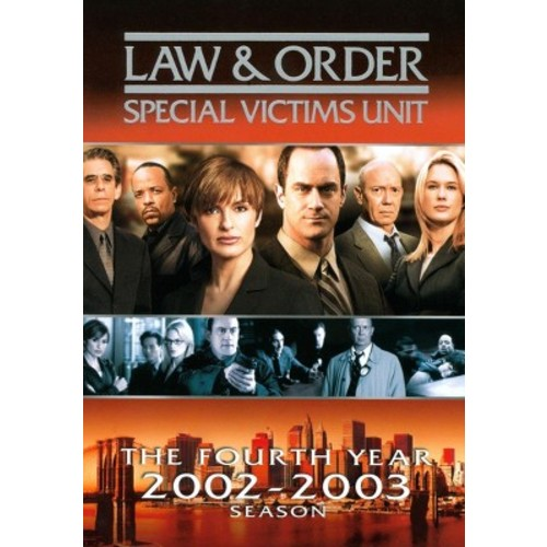 Law & Order: Special Victims Unit - The Fourth Year (Full Frame)