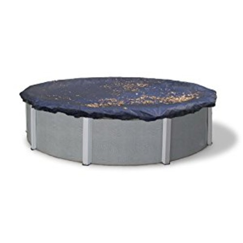 Blue Wave 28-ft Round Leaf Net Above Ground Pool Cover [28-Feet]