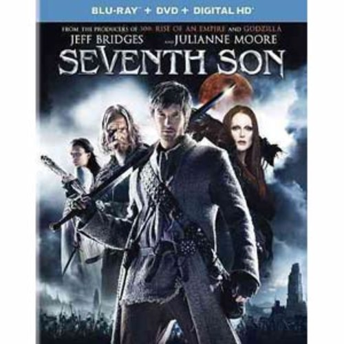 Seventh Son [Blu-ray] COLOR/WSE DD5.1/DD2/DHMA/DTS