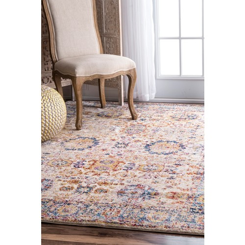 Vintage Persian Aretha Rug - 5.3ft. x 7.7ft.