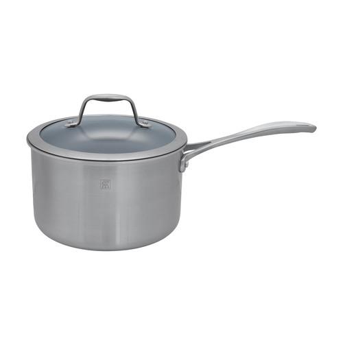 Spirit 4-Quart Saucepan with Lid
