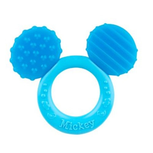 Nuk Mickey Mouse Teether in Blue