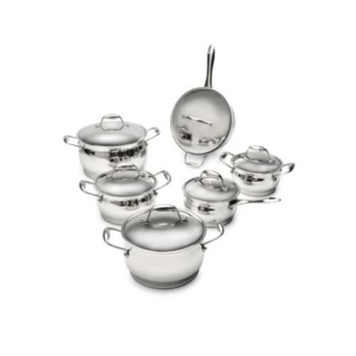 Berghoff - Zeno 12-Piece Stainless Steel Cookware Set