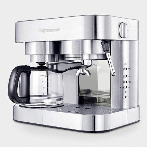 Dualit Espressione EM 1040 Espresso Machine and Coffee Maker