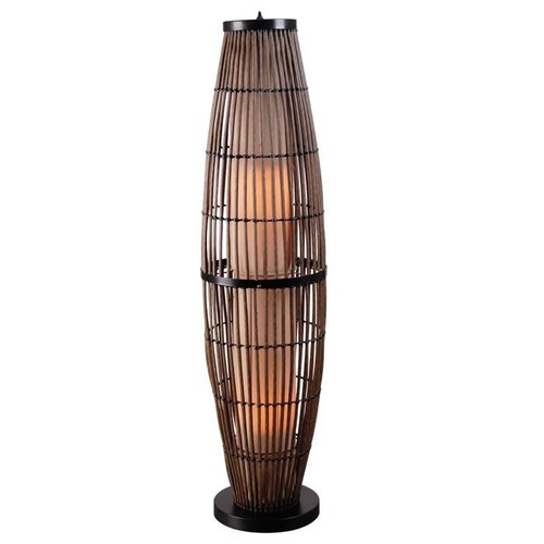 Kenroy Home Biscayne Outdoor Floor Lamp with 4-Way Switch