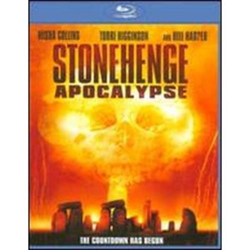 Stonehenge Apocalypse [Blu-ray] WSE DTHD
