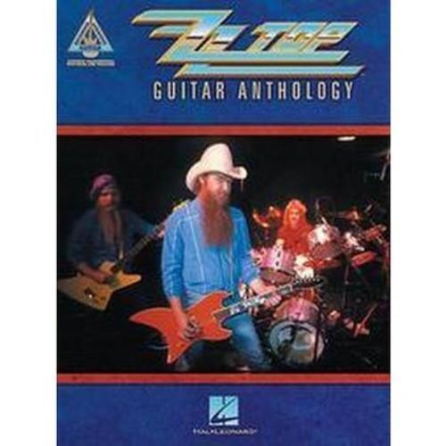 Zz Top - Guitar Anthology (Paperback)