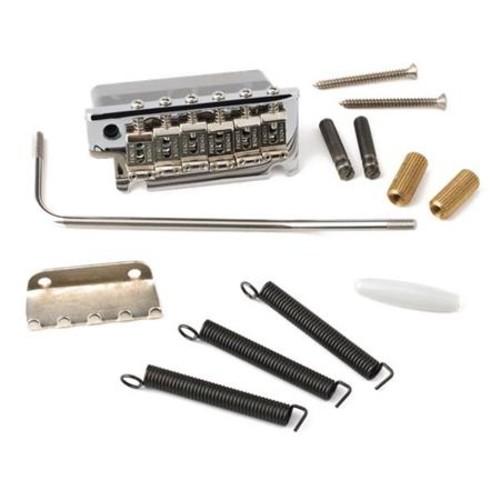 Fender American Standard Stratocaster Bridge Assembly '08-Present, Chrome 0075091000