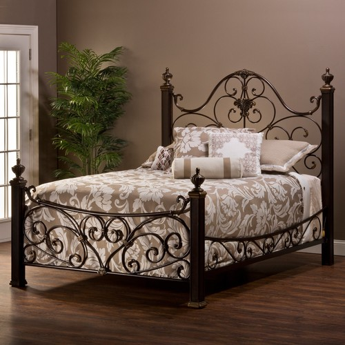 Hillsdale Mikelson Bed [bed size-queen]