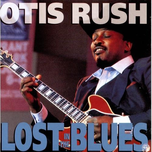 Lost in the Blues [CD]