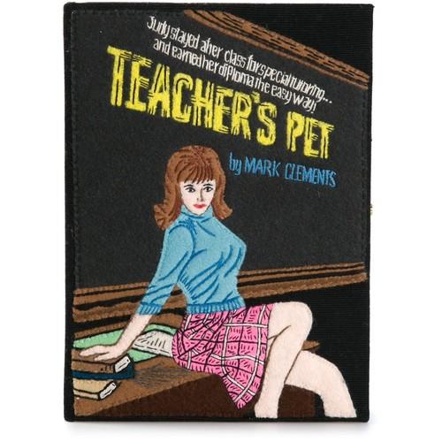 OLYMPIA LE-TAN 'Teacher'S Pet' Clutch