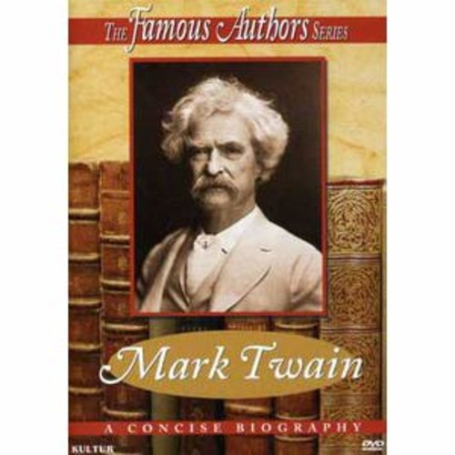 The Famous Authors: Mark Twain DD2