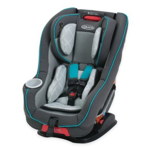 Graco MySize 65 Convertible Car Seat with RapidRemove in Finch