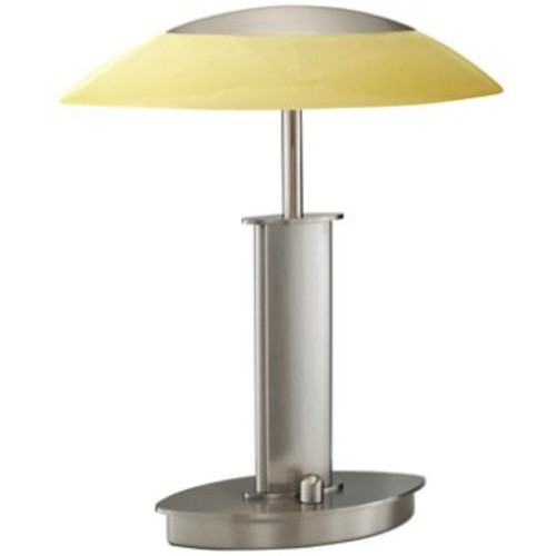 Nauticus Table Lamp [Finish : Polished Nickel and Satin Nickel]