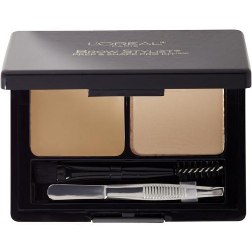 Brow Stylist Prep & Shape Pro Kit [Light to Medium]