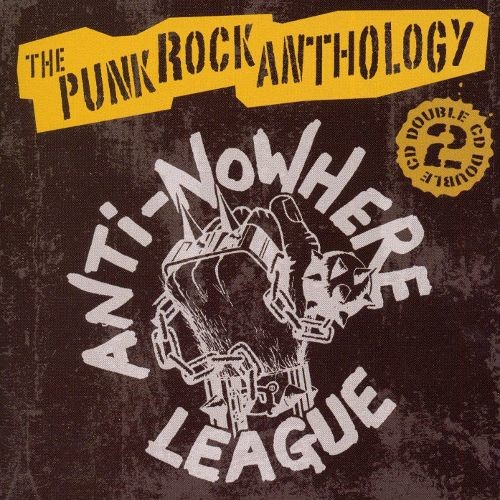 A Punk Rock Anthology [CD]