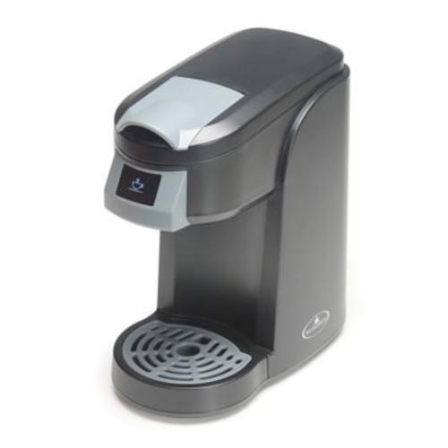 Technibrew Single Cup Coffee Maker in Silver/Black