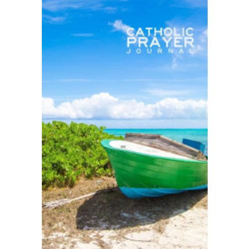 Catholic Prayer Journal: (Lined Writing Journal)