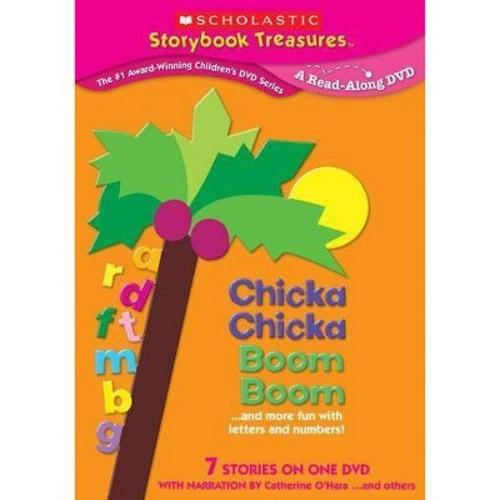 Chicka chicka boom boom and more fun (DVD)