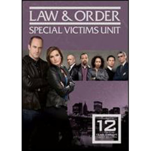 Law & Order: Special Victims Unit - Year Twelve [5 Discs]
